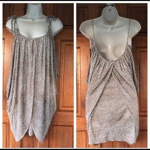 Mara Hoffman top / mini dress Sz Sm